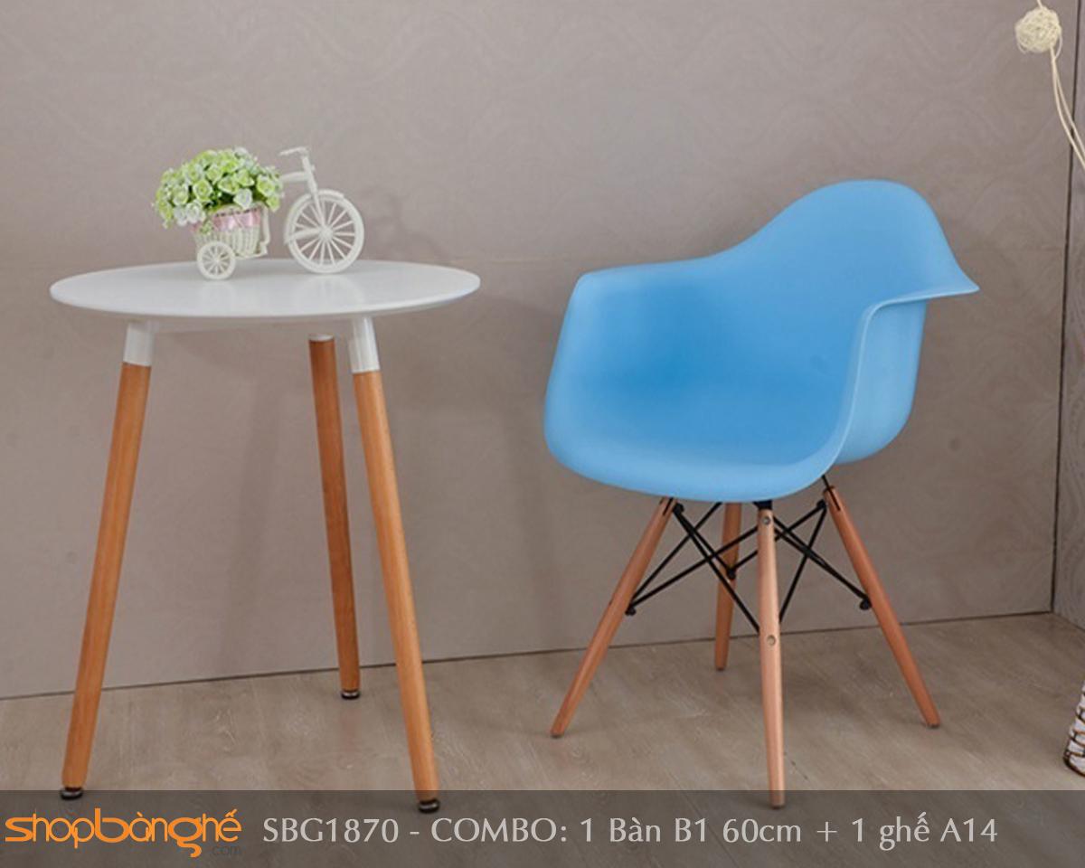 Bộ bàn ghế nhập khẩu SBG1870