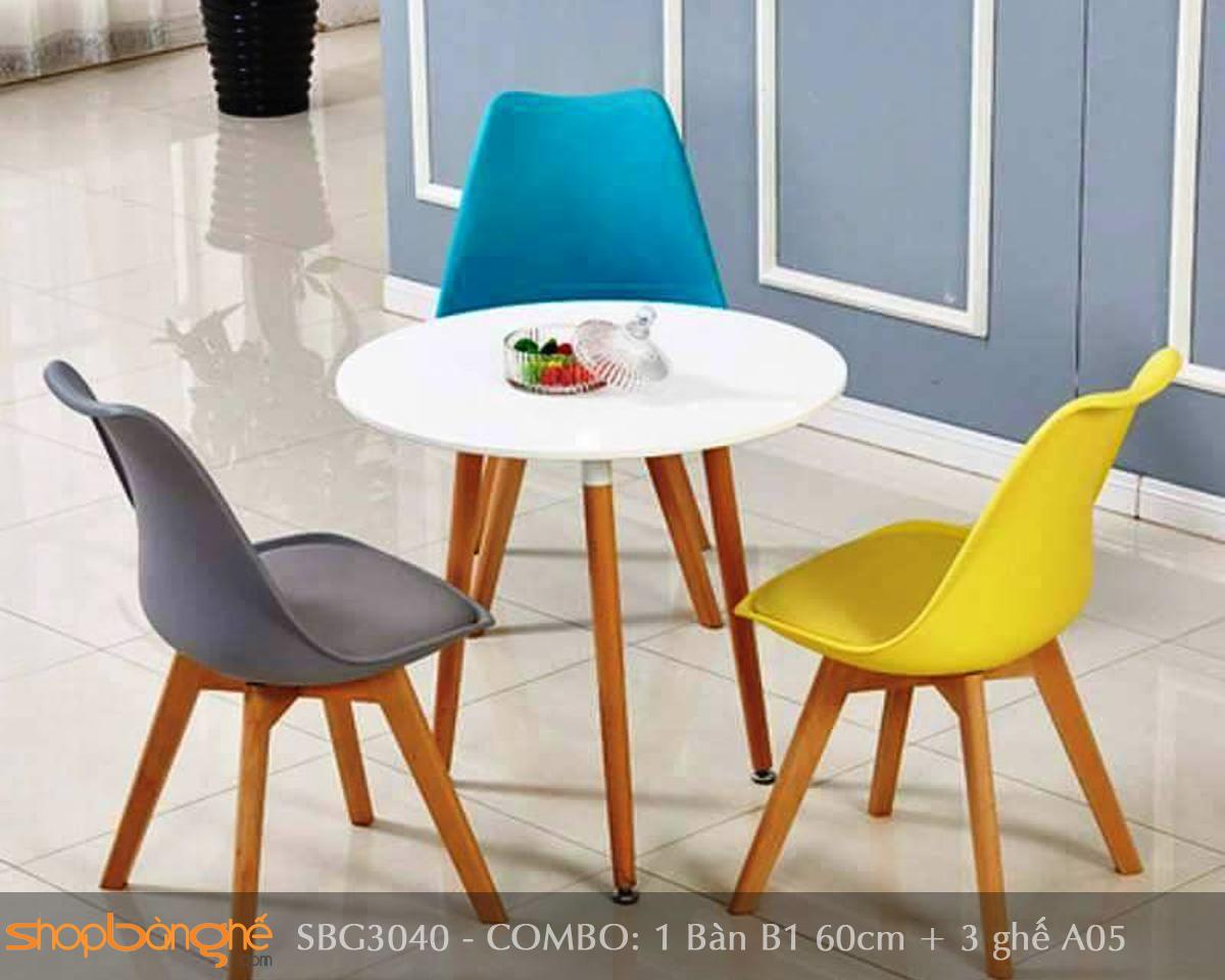 Bộ bàn ghế nhập khẩu SBG3040