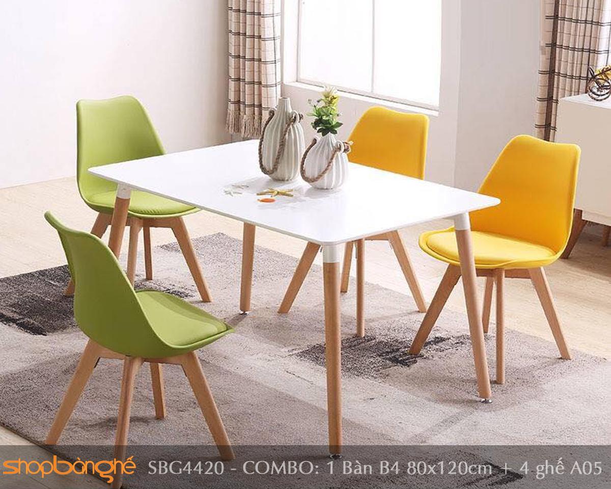Bộ bàn ghế nhập khẩu SBG4420